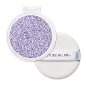 アマゾンタイムセールでエチュードハウス(ETUDE HOUSE) エニークッション カラーコレクター レフィル Lavenderが1円送料無料。