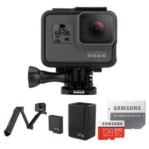 アマゾンでGoPro ウェアラブルカメラ HERO5セットが投げ売り中。