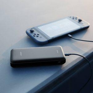 アマゾンでAUKEY モバイルバッテリー  20000mah Quick Charge 3.0 + USB Type-C入力/出力 PB-T17が新発売で割引クーポンを配信中。