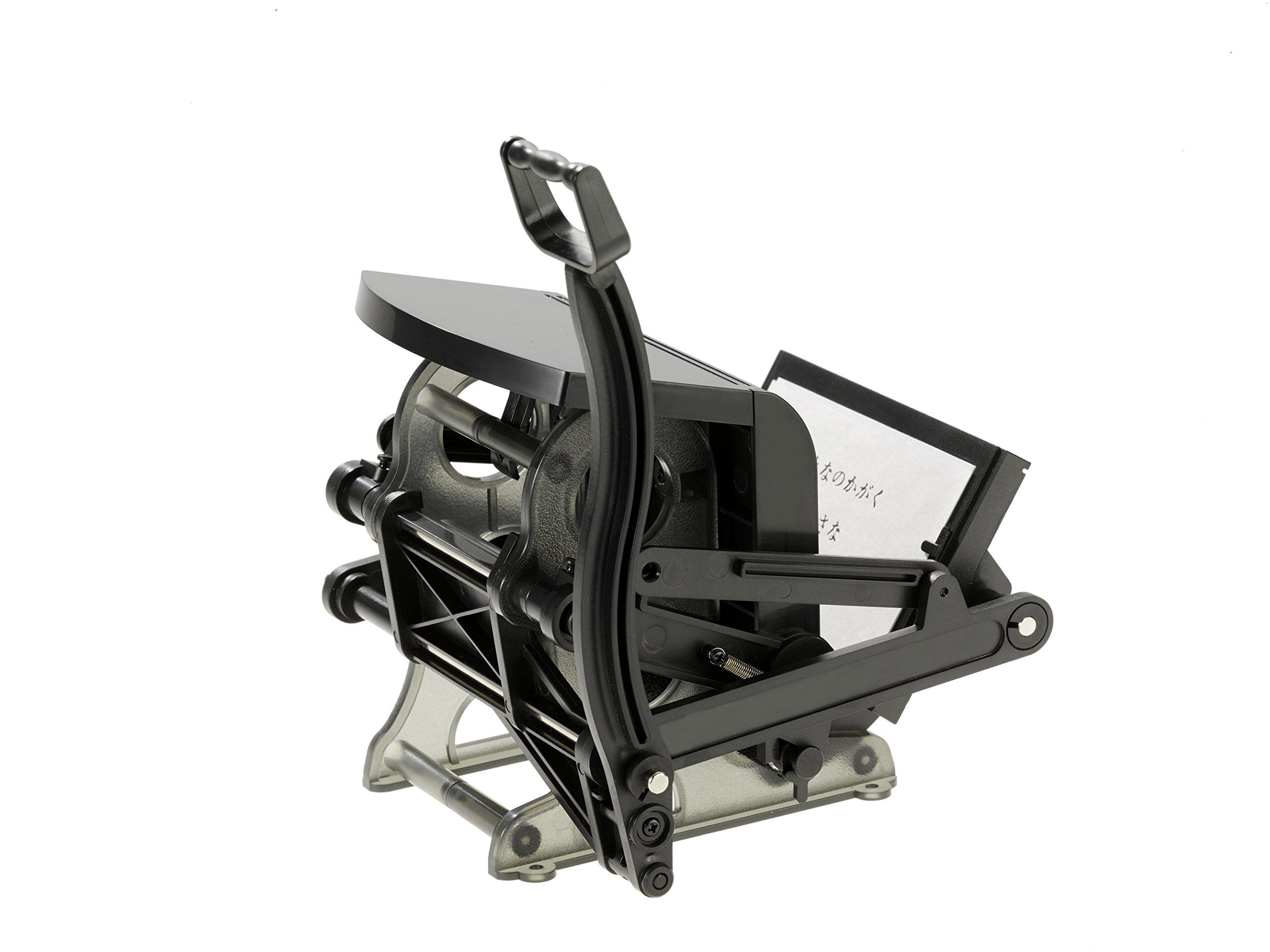 アマゾンで大人の科学マガジン 小さな活版印刷機 (学研ムック 大人の科学マガジンシリーズ) を買うと、小さな活版印刷機が付いてくる。12/15~。
