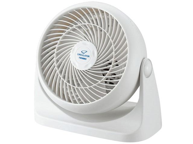 ひかりTVショッピングでテクノス9cm マグネット扇風機がマイナス28円。ツインバードサーキュレーター も異常に安い。~12/31。