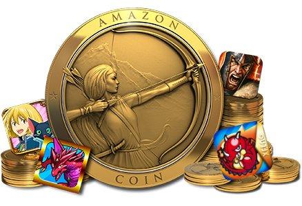アマゾンで5,000Amazonコインが初めて限定2500円で販売中。アマゾン経由でAndroidアプリの有料課金を節約する裏技。