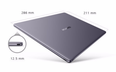 NTT-XストアでMateBook Xが89980円。13inch/Corei5-8G-256G-Win10Homeでファンレスでコンパクト。
