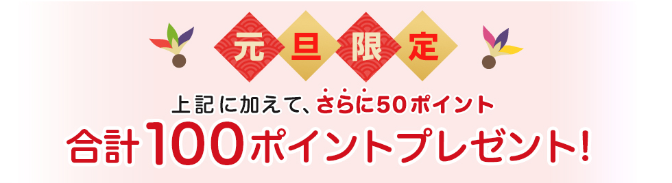 【元旦限定】セブンネットショッピングで元旦に本を500円以上買うと100nanacoが貰える。