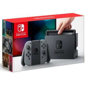 楽天のトイズボックスでNintendo Switch グレーが定価で販売中。