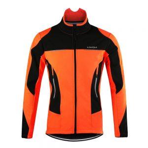 アマゾンでLixada サイクルジャケット 冬用 裏起毛 長袖ロングジャージが3200円から更に700円引きとなる割引クーポンを配信中。