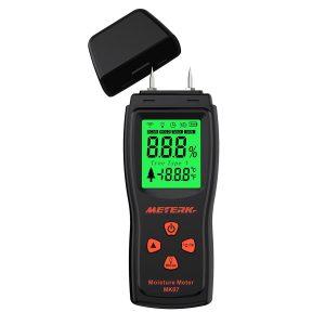 アマゾンでMeterk 騒音計 サウンドレベルメーター、デジタル木材水分計が30-35%OFFとなるクーポンコードを配信中。~1/14。