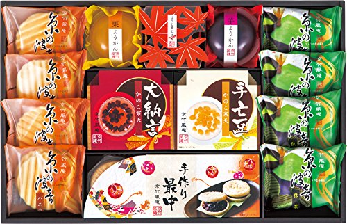 アマゾンで京風和菓子、カトルプリンデセールギフトなどが20%割引セールを実施中。