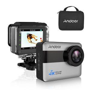 アマゾンでAndoer 4K WiFi スポーツカメラが30%OFFとなるクーポンコードを配信中。