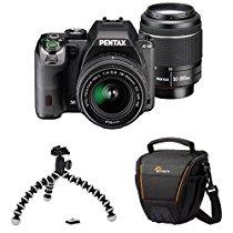 アマゾンでデジタル一眼レフカメラ「PENTAX K-S2」やカメラ関連商品が特選タイムセール。