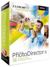 GiveawayでCyberLink PhotoDirector8 DEが無料配布中。~1/19 17時。