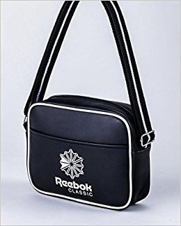 アマゾンでReebok CLASSIC LIMITED BAG BOOK を買うとバッグが付いてくる。2/23~。