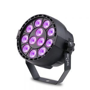 アマゾンでTomshine ミニステージ照明ライトの割引クーポンコードを配信中。