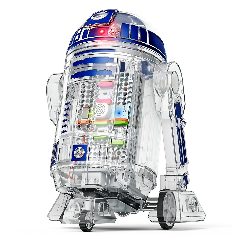 アマゾンでlittleBits STAR WARS R2-D2 ドロイド・キット Droid Inventor Kitが14580円⇒12393円。