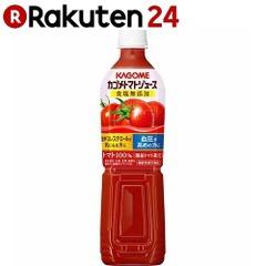 楽天でトマトジュース 食塩無添加 スマートPET 720ml×15本がポイント20倍セール。
