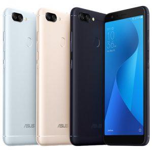 ASUSがZenFoneシリーズ初の18:9ディスプレイ搭載の「ZenFone Max Plus (M1)」を29800円で販売へ。2/17~。