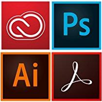 アマゾンでAdobe Creative Cloud、Photoshop、Illustratorなどのグラフィックソフトウェアが最大50%OFF。