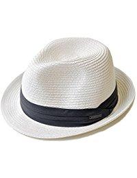 アマゾンで春夏に使えるペーパーハットやニット帽がセール中。