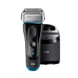 アマゾンでブラウン シリーズ5 メンズ電気シェーバー 3枚刃 5140s お風呂剃り可が15382円⇒9211円。