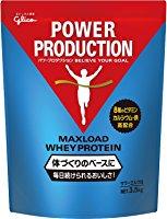 アマゾンでグリコのプロテイン「パワープロダクション」が3.5kgで13500円⇒6189円、1kg1768円という超コスパにて投げ売り中。