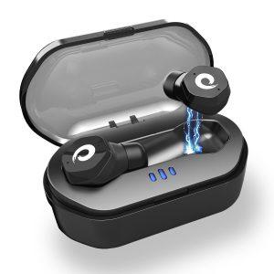 アマゾンでEnacFire Twins Bluetooth 5.0 完全ワイヤレスイヤホンの割引クーポンを配信中。