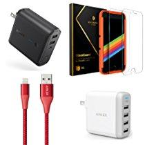 アマゾン&Ankerタイムセール祭りでバッテリー、充電器、ケーブルが投げ売り中。