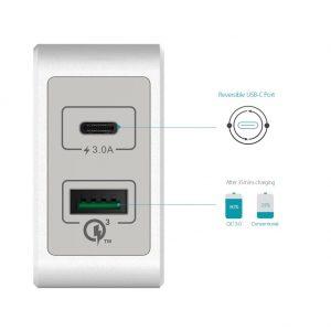 アマゾンでdodocoolのQiワイヤレス車載充電器やモバイルバッテリー、PD急速充電器の割引クーポンを配信中。