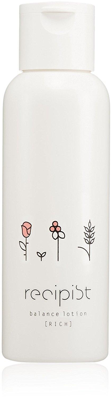 【1円】アマゾンでレシピスト バランスととのう化粧水 リッチ(しっとり) 220mLが1円送料無料。