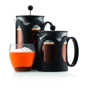 【大量追加】アマゾンでBODUM ボダム KENYA フレンチプレスコーヒーメーカー 0.5L 10683-01Jが2450円⇒1950円。