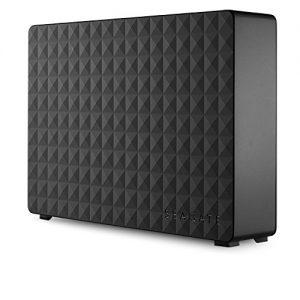 アマゾンでついに8TB外付けHDDが1万円台の19800円へ。Seagate 外付けハードディスク 8TB 3.5インチ STEB8000100。