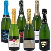 アマゾンでヴェリタス シニアソムリエ厳選スパークリングワインセット、シャンパンなどがセール中。