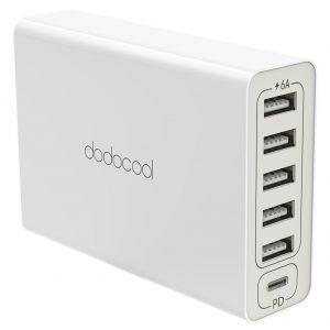 アマゾンでdodocool USB充電器、GoolRCドローンの割引クーポンを配信中。~5/18。