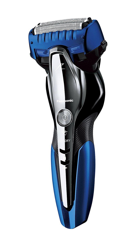 アマゾンで価格コム売れ筋No2のパナソニック ラムダッシュ メンズシェーバー 3枚刃 お風呂剃り可 青 ES-ST6P-Aが7980円⇒7254円。