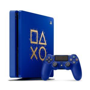 ソニーがプレステの新色、PlayStation4 Days of Play Limited Editionを発売へ。Pro+VRセットも1万円引き。6/8~。