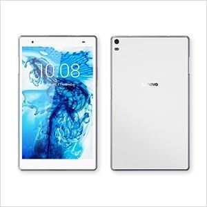 アマゾンでアンドロイドタブレットのLenovo タブレット TAB4 8 Plus 8.0型が本日限定タイムセールで28450円。