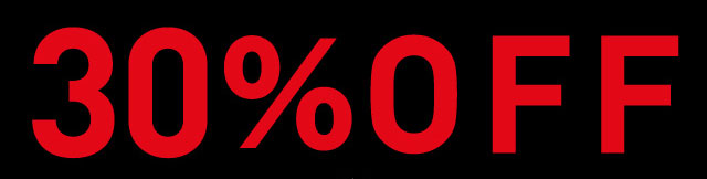adidasオンラインショップで全品3割引きとなるクーポンコードを配信中。~6/7。もともとアウトレットで半額が更に30%OFFで合計割引額が半端ない。