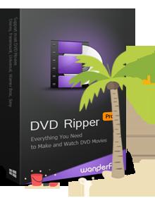 WonderFox DVD Ripper Proが無料配信中。~5/30。