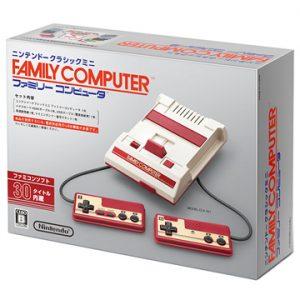 ひかりTVショッピング・アマゾン・楽天でニンテンドークラシックミニ ファミリーコンピュータを定価で予約受付中。