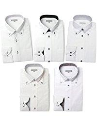 アマゾンでドレスコード101でワイシャツ5枚が5000円ぐらいでセール中。