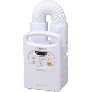 アマゾンでアイリスオーヤマ 布団乾燥機 カラリエ FK-C2-WPが8980円⇒8355円。