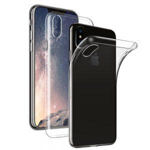 iPhoneXケース2個40円送料無料を買ったら、iPhone8ケースが2個届いた件。⇒やっぱりiPhoneX用だった。
