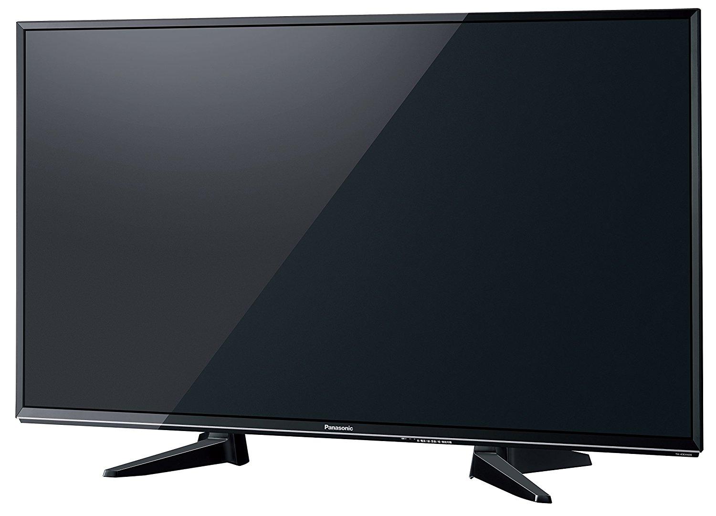 アマゾンでパナソニック 43V型 4K対応液晶テレビ VIERA TH-43EX600が特選タイムセール。