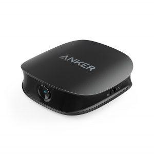 【先着】アマゾンでAnker Soundsync(2-in-1 Bluetooth 5.0 トランスミッター & レシーバー)【AUX、RCA、光デジタル接続対応】3,999円⇒3,199円。