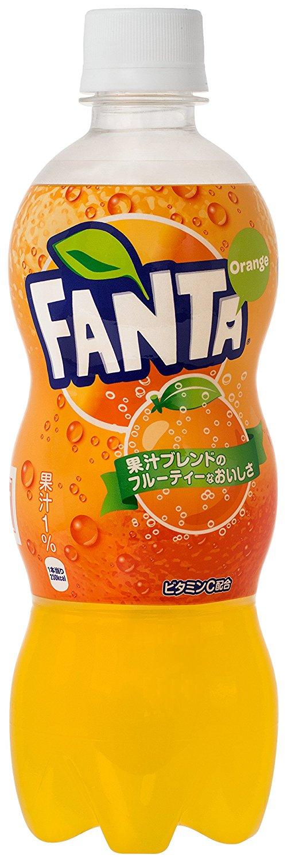 アマゾンでコカ・コーラ ファンタ オレンジ ペットボトル 500ml×24本がタイムセール。