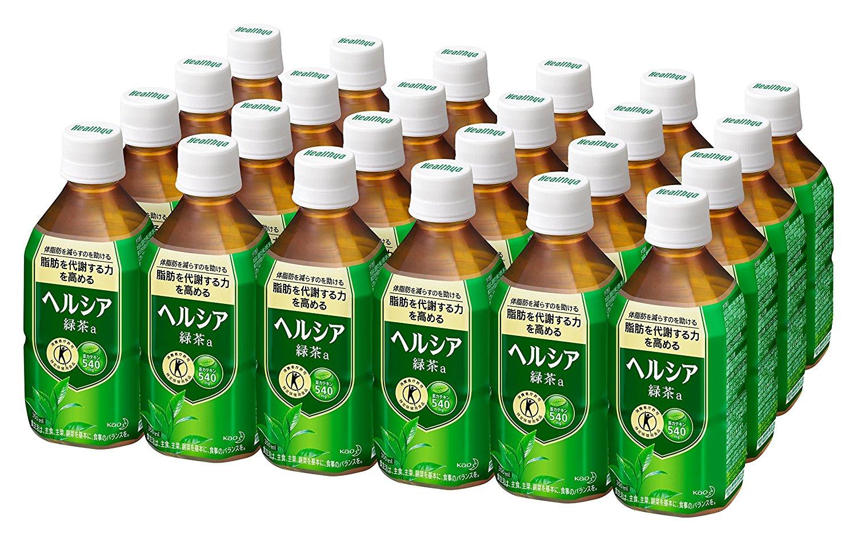 アマゾンでヘルシア緑茶、スパークリングのタイムセール祭り。更に10%OFFで合計2割引き程度で販売中。