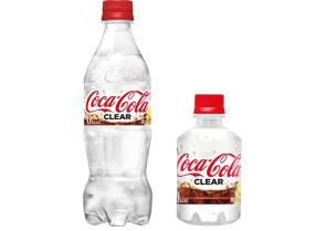 透明になったコカ・コーラ クリアが抽選で2000名にその場で当たる。〜6/4。