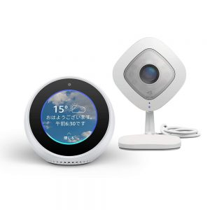 Amazon Echo Spot、ホワイト+ NETGEAR WiFiネットワークカメラが30800円⇒26163円でセール中。