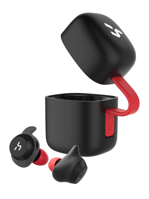 アマゾンでHAVIT「Bluetooth 5.0 」完全ワイヤレスイヤホンTWSイヤホンの割引クーポンを配信中。7/5~7/8