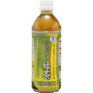 アマゾンで[トクホ] アイリスオーヤマ からだケア緑茶 500ml×24本の割引クーポンを配信中。自作トクホは1本68円。