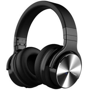 アマゾンでCOWIN E7 PRO ワイヤレス ノイズキャンセリング Bluetooth ヘッドホンが8980円⇒6156円。